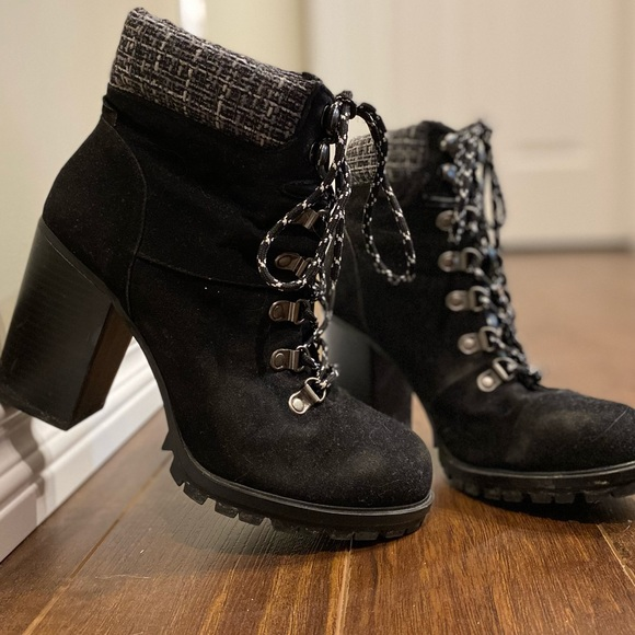 CALL IT SPRING lined booties